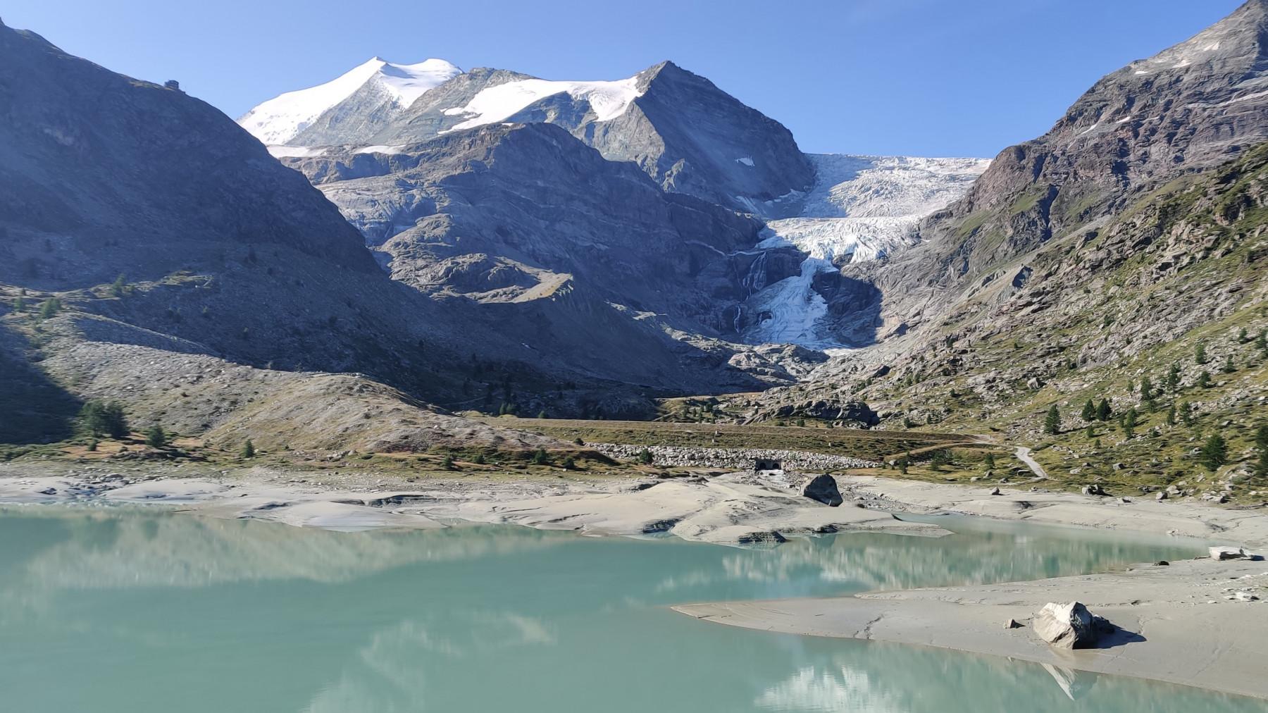 See und Gletscher