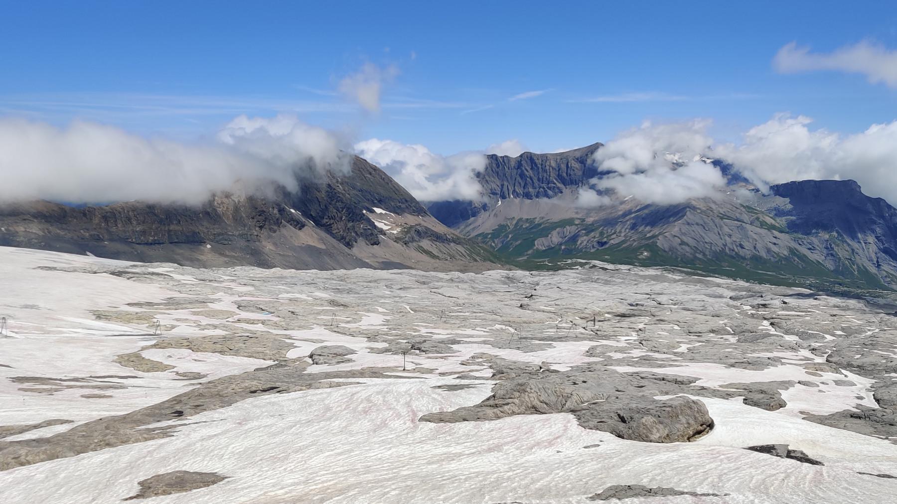 Glacier du Zanfleuron